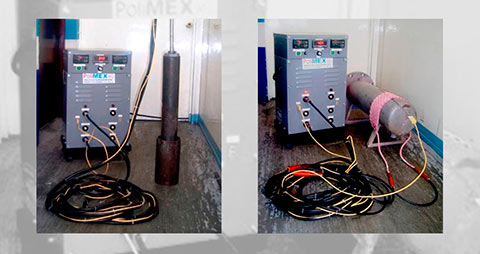 Heating Resistors for Pins and Turbines - Polimex.mx