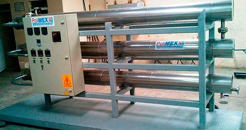 Calentadores de agua - Polimex.mx