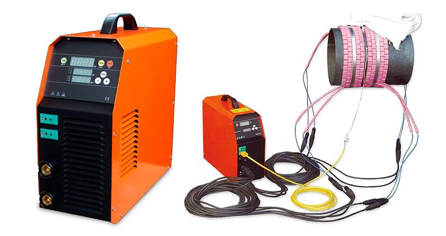 Máquina para relevado de esfuerzos de una salida (portátil) - Polimex.mx