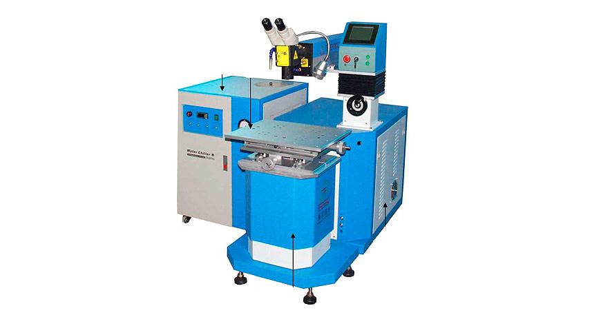 Máquina soldadora láser - Polimex.mx
