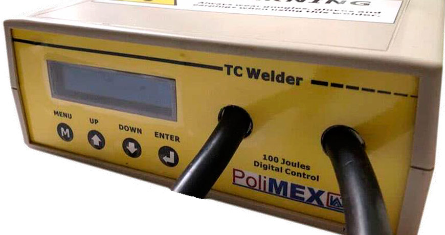 Unidad fijadora de termopares (TAU) - Polimex.mx