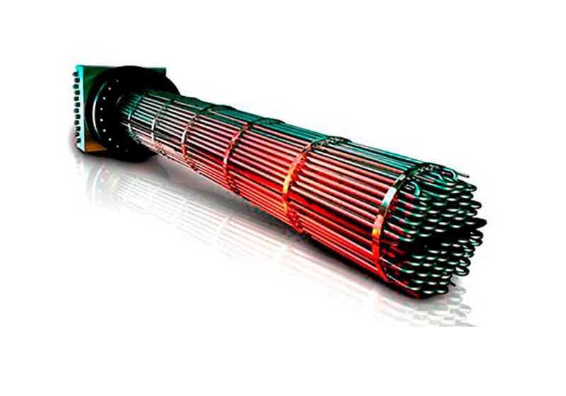 Resistencias de calefactores de inmersión - Polimex