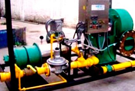 Relevado de esfuerzos por gas - Polimex.mx